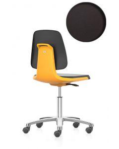 Bimos Labsit 2 , werkstoel oranje 45-65 cm, IS