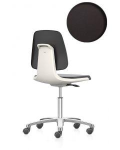 Bimos Labsit 2 , werkstoel wit 45-65 cm, IS
