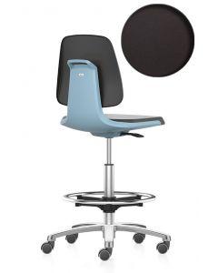 Bimos Labsit 4 ,werkstoel blauw 56-81 cm, IS