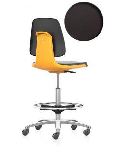 Bimos Labsit 4 ,werkstoel Oranje 56-81, IS