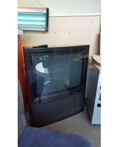 LOEWE TV met onderbox
