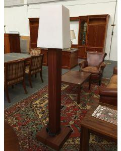 Houten design vloerlamp 168 cm